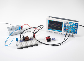 Determining the impedance in circuits with capacitors and coils