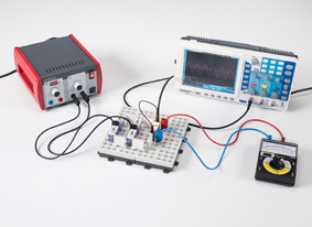 Rectifying AC voltage using diodes
