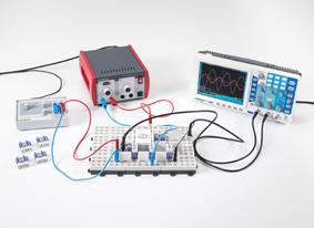 The field-effect transistor as an amplifier