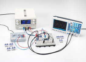 Inverting operational amplifier