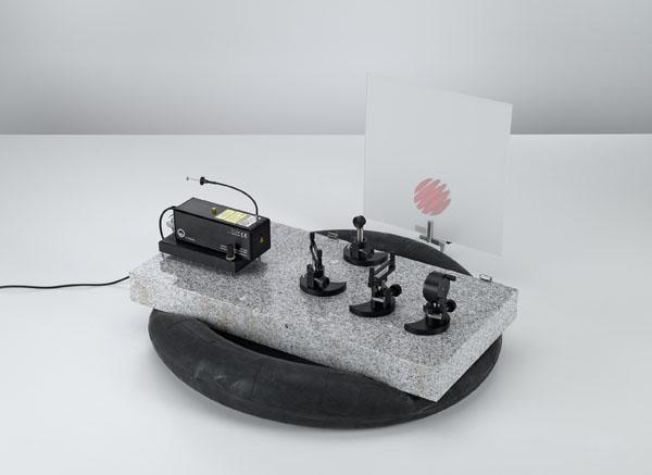 Determining The Wavelength Of The Light Of An He Ne Laser