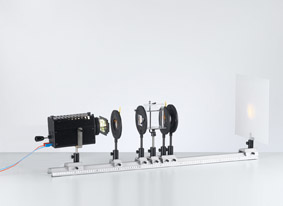 Building a half-shadow polarimeter with discrete elements