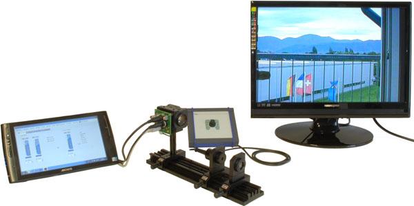 Camera and imaging