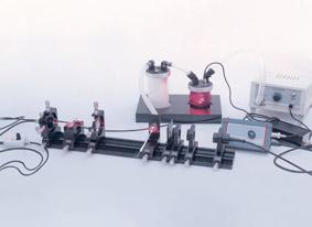 Laser Doppler anemometer