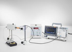 Resonance absorption of a passive RF oscillator circuit