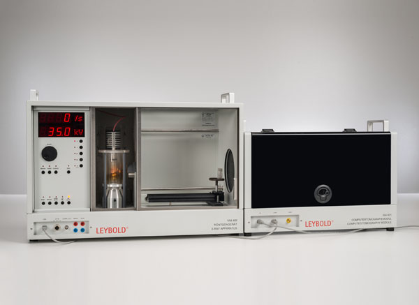 Digital X-ray photography with the computed tomography module