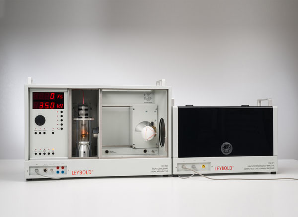 Computed tomography of biological samples with the computed tomography module