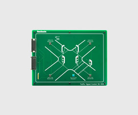 Traffic light PLC application