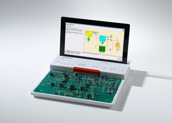 COM3LAB Multimedia: Operational amplifier