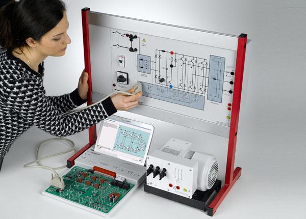 COM3LAB Multimedia: Power Electronics