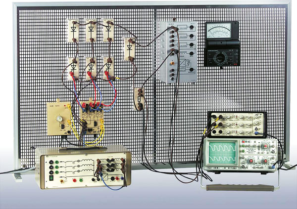 Power Electronics, Complete equipment (module system)